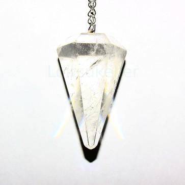 Mäekristall pendel tahuline