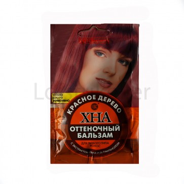 "Henna tooniv palsam ""Punane puu"""