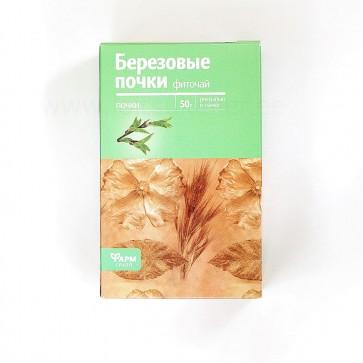 Kasepungad ravimtee / Birch bud herbal tea