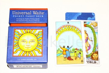"""Universal Waite"" taro (pocket ehk tasku variant)"