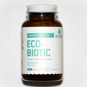 Ecobiotic probiootikum kapslid
