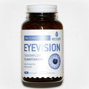 PRO EYEVISION täiskomplekt silmavitamiine