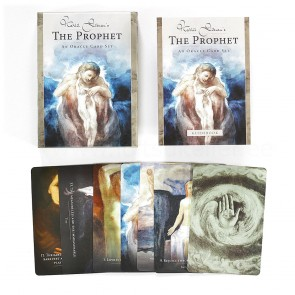 Kahlil Gibran´s The Prophet An Oracle Card Set