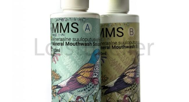 MMS ning DMSO
